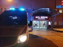 Yabancı Uyruklu Kadın Ambulansta Doğum Yaptı