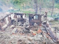 Yangında 40 Ev Kül Oldu