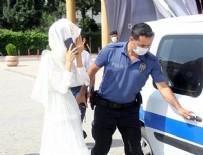 SıĞıNMA - 'Zorla evlendiriliyorum' diye polisten yardım isteyen genç kadın...