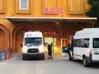 3 Yaşındaki Çocuğa Sigara İçiren Şahıs Kızıltepe'de Gözaltına Alındı