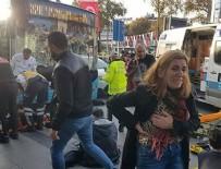 UYUŞTURUCU MADDE - Beşiktaş'ta durağa dalan otobüsün şoförü hakim karşısına çıktı!