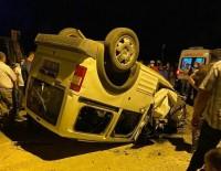 Tunceli'de Trafik Kazası Açıklaması1 Ölü