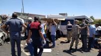 Bayram Ziyareti Faciaya Dönüşüyordu Açıklaması 15 Yaralı
