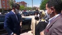 Çevre Ve Şehircilik Bakanı Kurum, AK Parti Konya İl Teşkilatıyla Bayramlaştı Açıklaması