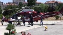 Kayseri'de Otomobil Devrildi Açıklaması 1 Ölü, 3 Yaralı