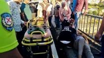Şanlıurfa'da Zincirleme Trafik Kazasında 5 Kişi Yaralandı