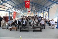 AK Parti Ahırlı Ve Yalıhüyük İlçe Kongreleri Gerçekleştirildi