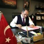 Cenaze Töreninde İYİ Partili İlçe Başkanı, Eski Milletvekili Demir'in Üzerine Yürüdü