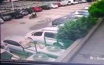 (Özel) Acemi Hırsız Dakika Dakika Güvenlik Kamerasına Yansıdı
