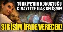 GÜVENLİK KAMERASI - Pınar Gültekin cinayetinde flaş gelişme! Sır isim ifade verecek!