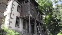 Tarihi Nuri Paşa Konağı İlgi Bekliyor