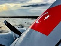 İNSANSIZ HAVA ARACI - Türkiye bir ilki başardı! Dünyada eşi benzeri yok!
