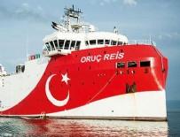 DIŞİŞLERİ BAKANLIĞI SÖZCÜSÜ - Türkiye'den net Doğu Akdeniz mesajı!