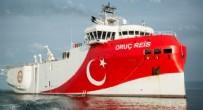 DENİZ KUVVETLERİ - Türkiye Oruç Reis gemisi için Akdeniz'de Navtex ilan etti
