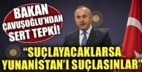 DIŞİŞLERİ BAKANLARI - Bakan Çavuşoğlu Azerbaycan Dışişleri Bakanı Bayramov ile basın toplantısında!