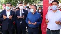 Trafik Kazası Sonucu Şehit Olan Karakol Komutanı Kırşehir'de Toprağa Verildi