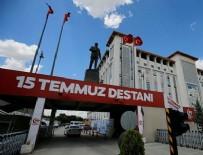 ANKARA EMNİYET MÜDÜRLÜĞÜ - Ankara Emniyeti'nde nöbet değişimi!