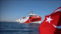 ENERJİ VE TABİİ KAYNAKLAR BAKANI - Bakan Dönmez paylaştı! 'Oruç Reis denizlerimizin röntgenini çekiyor'