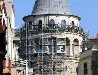 KAÇAK - Bir Galata Kulesi açıklaması daha!