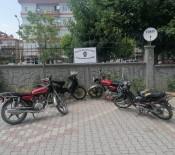 Çalınan Motosikletler Bulundu