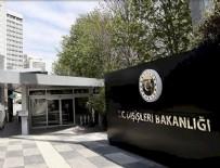 DIŞİŞLERİ BAKANLIĞI SÖZCÜSÜ - Dışişleri Bakanlığı'ndan Yunanistan'a 'okul' tepkisi