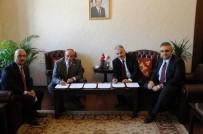 Eskişehir'de Yeni Okulların Yapımı İçin İş Birliği Protokolü İmzalandı