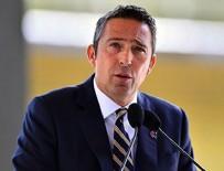 MUSTAFA CENGİZ - Fenerbahçe Başkanı Ali Koç: 'O ismi almamız sıkıntı oldu!'