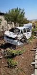 Mardin'de Otomobil Şarampole Yuvarlandı Açıklaması 1 Yaralı