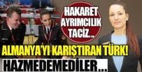 CİNSEL TACİZ - Almanya'yı karıştıran Türk!