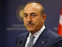 DIŞİŞLERİ BAKANLARI - Çavuşoğlu'ndan 'Doğu Akdeniz' mektubu!