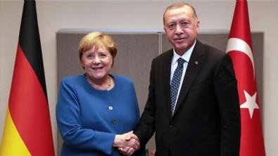 Erdoğan, Merkel ve Michel ile görüşecek!