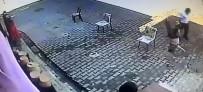 GÜVENLİK KAMERASI - Esenyurt'ta feci olay: 5 yaşındaki çocuk 4'üncü kattan düştü
