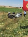 Eskişehir'de Trafik Kazası Açıklaması 1 Ölü, 3 Yaralı