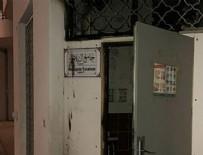 LYON - Fransa'da bir camiye kundaklama girişimi