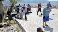 NİHAL ATSIZ - Kocaeli'de askerleri taşıyan midibüs kaza yaptı