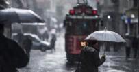 SAĞANAK YAĞIŞ - Meteoroloji'den yağış uyarısı!