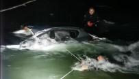 Munzur Çayı'na Uçan Otomobilde Sürücünün Cesedine Ulaşıldı