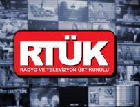 GRUP BAŞKANVEKİLİ - RTÜK'ten asılsız iddia ve hakaretlere ceza!