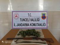 Tunceli'de Narkotik Operasyonu Açıklaması 1 Gözaltı