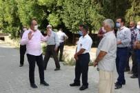 Başkan Kavuş, 'Vatandaşlarımızla Yeniden Buluşmanın Mutluluğunu Yaşadık'