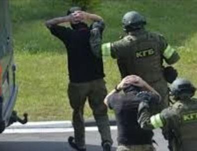 Belarus Wagner askerlerini iade etti!