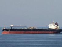 HOUSTON - İran'dan Endonezya'ya gidiyordu! El koydular!