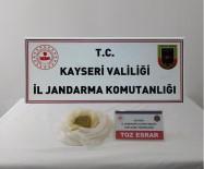 Üzerinden Toz Esrar Çıkan Şahıs Gözaltına Alındı