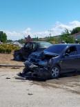 Alaçam'da Kaza Açıklaması 3 Yaralı