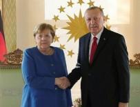 ANGELA MERKEL - Başkan Erdoğan'dan Merkel'e çok net 'Oruç Reis' yanıtı!