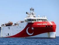 DIYALOG - Dışişleri Bakanlığından AB'ye ''Doğu Akdeniz'' tepkisi