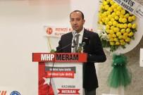 MHP Meram İlçe Kongresi Yapıldı