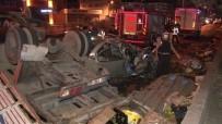 Pendik'te Feci Kaza Açıklaması 1'İ Ağır 5 Yaralı