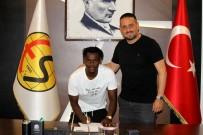 Eskişehirspor, Sunday Alimi İle Sözleşme İmzaladı