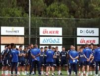SARı LACIVERTLILER - Fenerbahçe'de kamp öncesi Covid-19 önlemleri